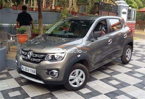 renault kwid silver colour buy renault kwid rxt buy used pathanamthitta a4auto com
