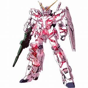 Gundam Unicorn Destroy Mode by WingVinnieCustom on DeviantArt