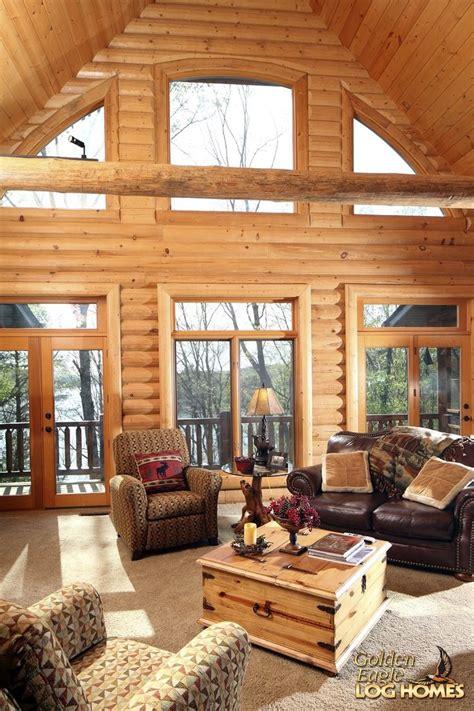log cabin furnishings log cabin living room decor
