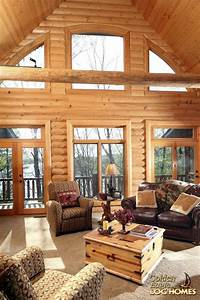 17 Best ideas about Log Home Decorating on Pinterest