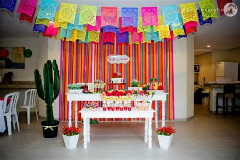 Kara's Party Ideas Mexican Fiesta Themed Family Adult
