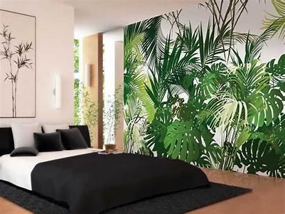 Jungle Papier Peint Lgd01 Motif Panoramique Tropical