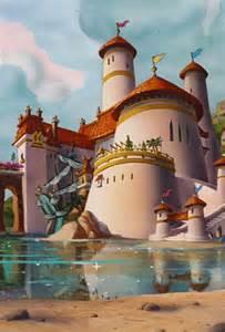 The Little Mermaid Eric Castle