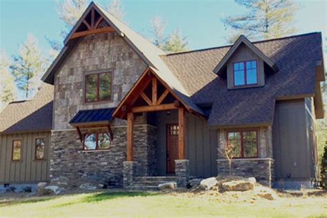 pin oak timber frame home plans rustic house plans