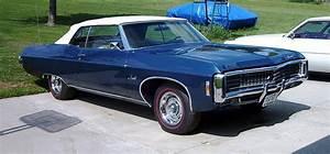 1969 Impala 2dr Convertible Interior Kit