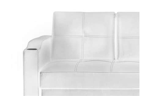 sofactory canapé canapé convertible blanc 3 naples design sur sofactory