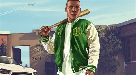 Grand Theft Auto 5 Story Dlc Teased By Franklin's Voice