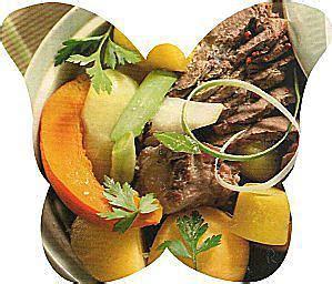 recette de pot au feu de canard aux l 233 gumes anciens