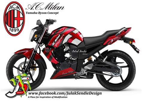 Tempat Modifikasi Yamaha Byson by Gambar Modifikasi Motor Modifikasi Yamaha Byson