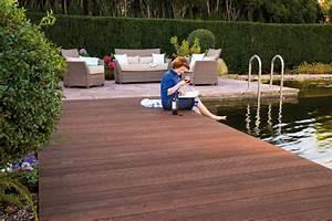 Schieferplatten Terrasse Preise : bangkirai terrasse kosten eine preis bersicht ~ Michelbontemps.com Haus und Dekorationen