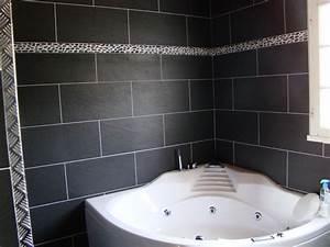 delicieux joint salle de bain noir 3 salle de bain sarl With joint de carrelage salle de bain