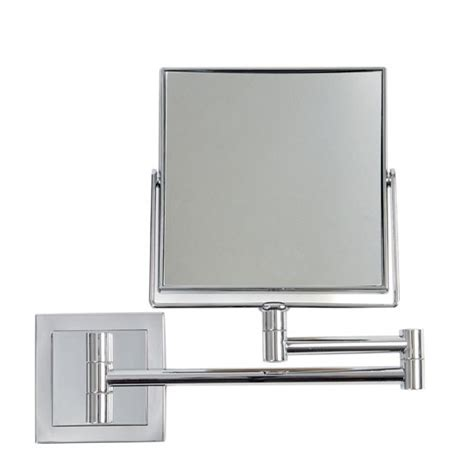 square extendable mirror  dwell bathroom mirrors
