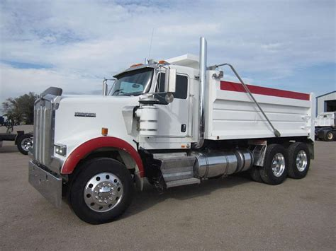 kenworth heavy 2005 kenworth w900 heavy duty dump truck for sale 569 000