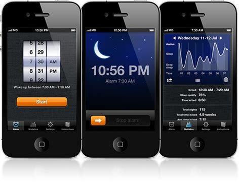 sleep app iphone our favourite apps an app review sleep cycle