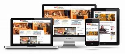 Website Agency Development Websites Responsive P3 Employ