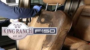 Best Way To Restore King Ranch Ford Truck Seats