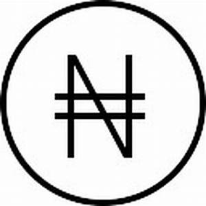 Nigeria naira currency symbol Icons | Free Download