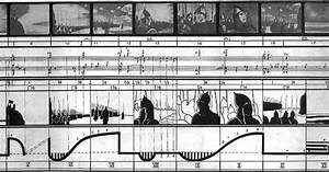 This Is An Eisenstein Story Board For Alexander Niefski On