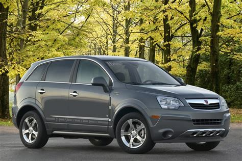 2009 Saturn Vue Hybrid Overview Carscom