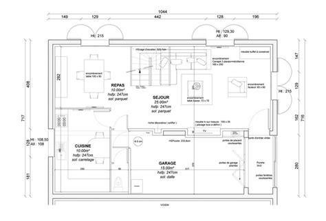 salon salle a manger cuisine 50m2 salon sejour cuisine 50m2 cuisine en image