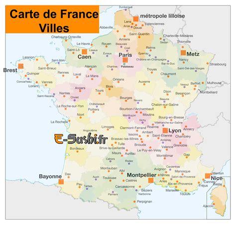 Ville De Carte by Carte Villes Arts Et Voyages