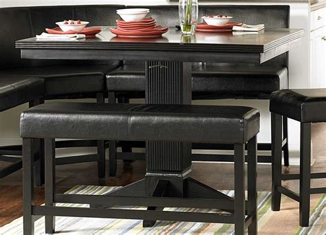 Homelegance Papario Counter Height Dining Table 535136 At