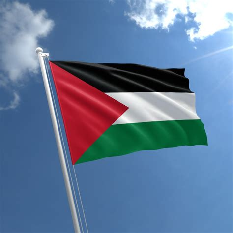 wall mounted palestine flag buy flag of palestine the flag shop