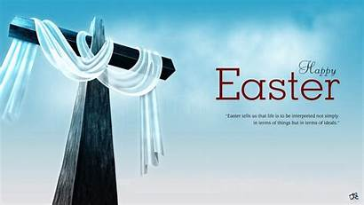 Easter Wishes Happy Wallpapers Blessings Sunday Religious