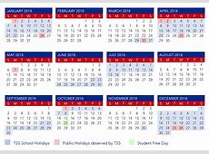 Term Calendar Dates The Southport School