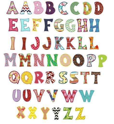 romeo applique alphabet applique letters embroidery alphabet embroidery fonts