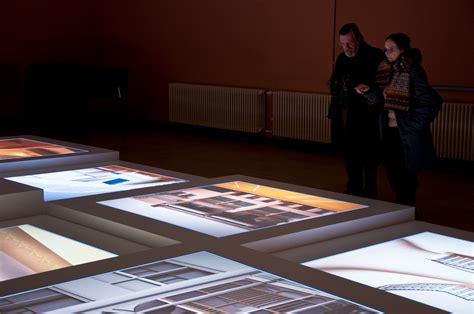 mxzehn audiovisual design van de velde exhibition