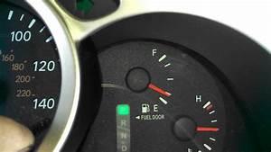Maint Reqd Light Reset 2007 Toyota Highlander Maintenance