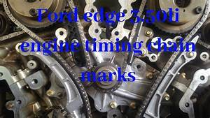 Ford Edge 3 5l Engine Timing Chain Makes