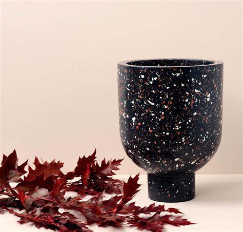 Jesmonite Vessels by Olivia Aspinall Studio and Ornamental