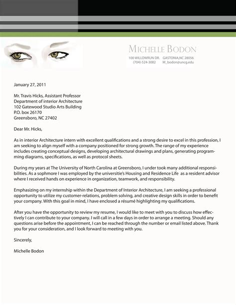 cover letter example for portfolio design blog cover letter resume and portfolio