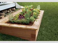 The Basics of Building Raised Bed Planters Apartment Therapy