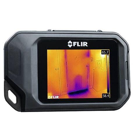 flir  compact thermal imaging cameraheat sensorwp flc