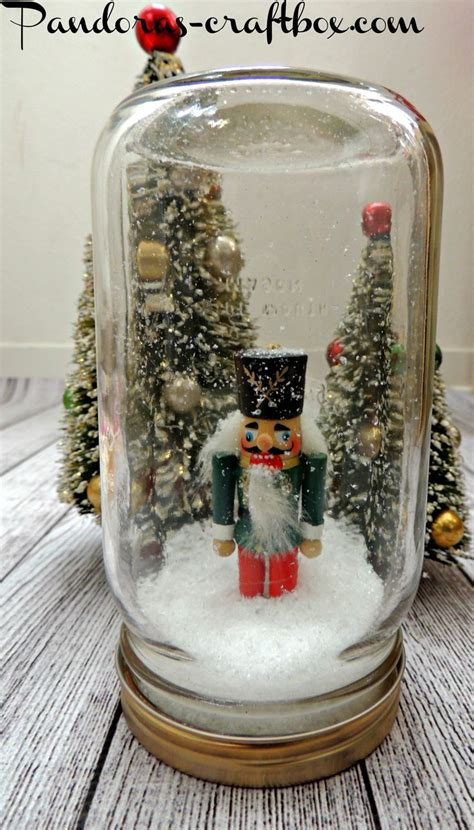 jar decorating ideas for christmas mason jar christmas mason jar mason jar nutcraker tutorial diy holidays pinterest