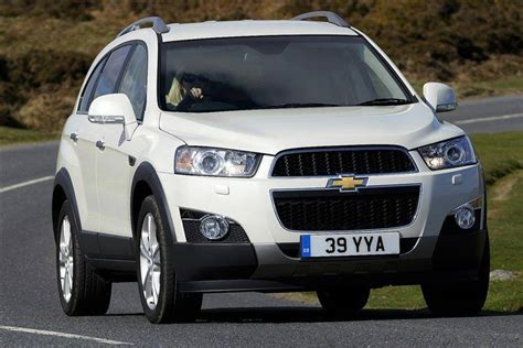 Review Chevrolet Captiva by Chevrolet Captiva 2011 2015 Used Car Review Car Review