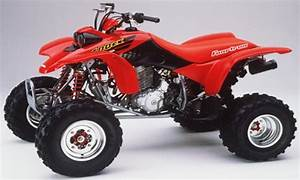 Diagram For Honda Trx 400