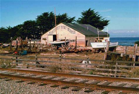Monterey Bay Boat Works by Monterey Peninsula 1974 2009