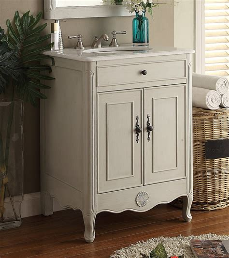46 inch cottage bathroom vanity 26 quot 2 doors daleville bathroom sink vanity 838ck