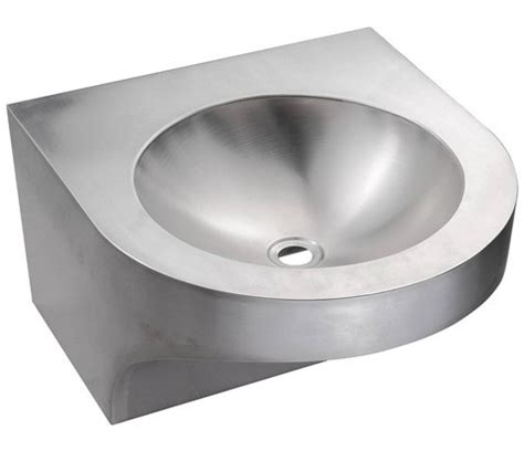 wall hung stainless steel sinks china stainless steel wall mounted wall hung vandal