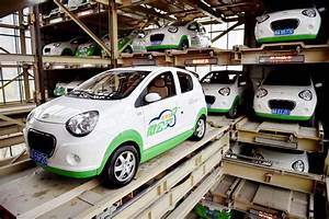 Location Vehicule Electrique : les chinois et la voiture lectrique une r volution artificielle asialyst ~ Medecine-chirurgie-esthetiques.com Avis de Voitures