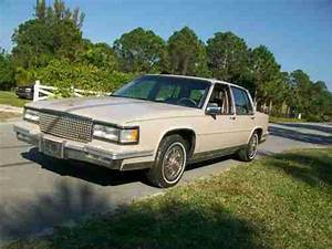 Purchase Used 1988 Cadillac Sedan Deville In Palm Beach