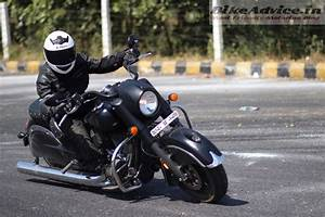 2015 Indian Chief Dark Horse Review BikeAdvice in