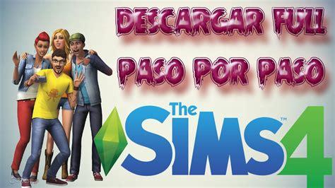 Como Descargar Los Sims 4 Gratis