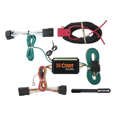 Chevy Trax Wiring Kit Harness Curt Mfg