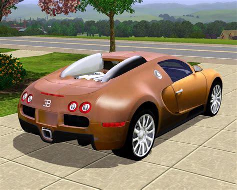 fresh prince creations sims 3 2009 bugatti veyron
