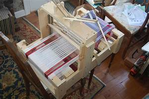 Plans To Build A 4 Harness Table Loom For About  50